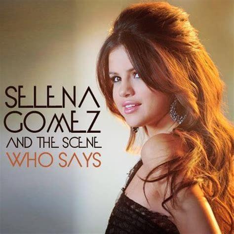 Who Says?   Selena Gomez Fan Art  20263882    Fanpop
