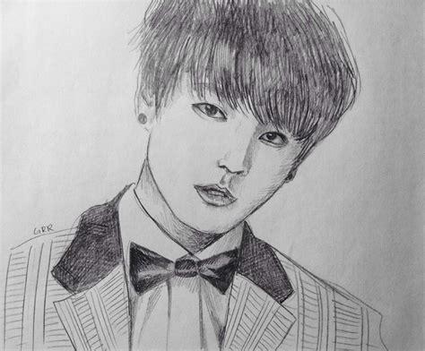 Who should I draw next? (BTS) | K-Pop Amino