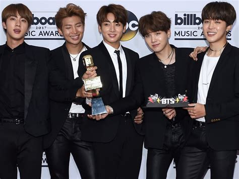 Who the Hell Is BTS?  The Band Who Beat Bieber, Ariana ...