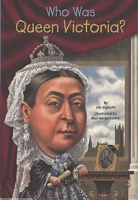 WHO WAS QUEEN VICTORIA Kids BOOK Brand NEW Biography ...