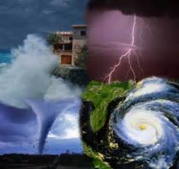Why it seems that severe weather is  getting worse  when ...