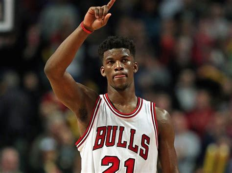 Why Jimmy Butler removed the rearview mirror in his car ...