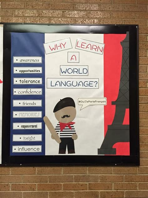 Why learn a language   French a fied   Pinterest   Clase ...