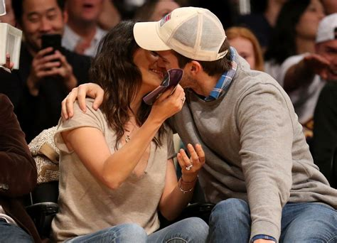Why Mila Kunis And Ashton Kutcher Won't Give Their Kids ...