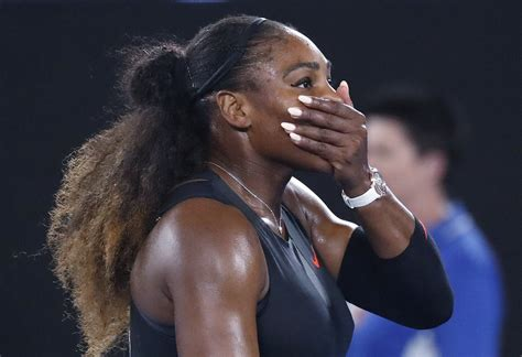 Why Serena Williams was 'angry' when Alexis Ohanian ...