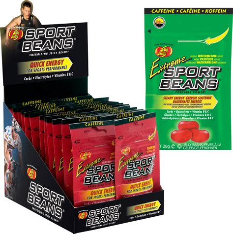 Wiggle | Jelly Belly Extreme Sport Beans - 24 x 28g ...