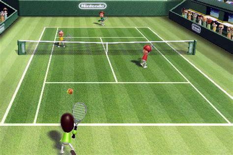 Wii Sports: Tennis   LearningWorks for Kids