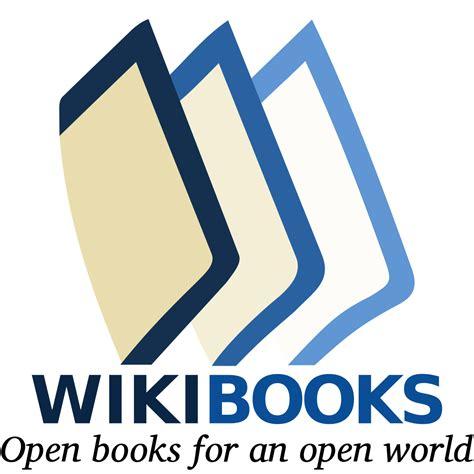 Wikibooks   Wikipedia