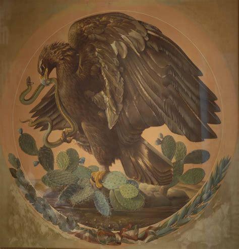 WikiMexico - El águila y la serpiente: el escudo nacional