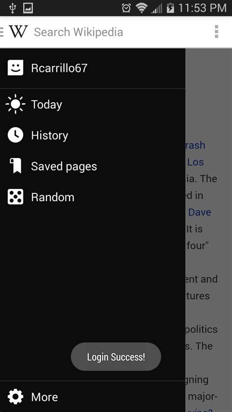 Wikipedia – Aplicaciones para Android 2018 – Descarga ...