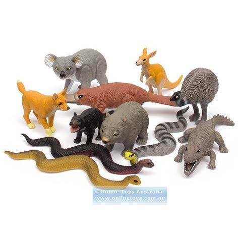 Wild Republic - Nature Tube - Plastic Australian Animals ...