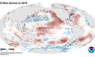 Will El Niño make this year the warmest on record? | Daily ...