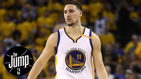 Will Klay Thompson Leave The Warriors? | The Jump | ESPN ...