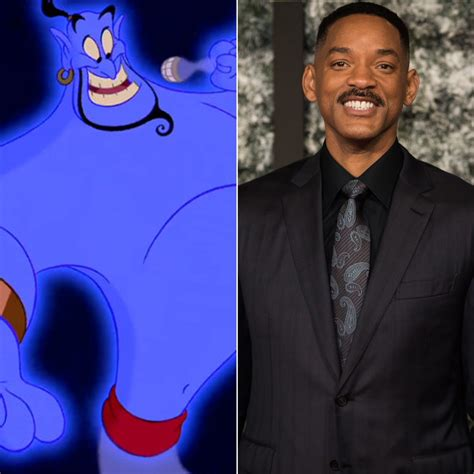 Will Smith circling Genie role in Disney's live-action ...
