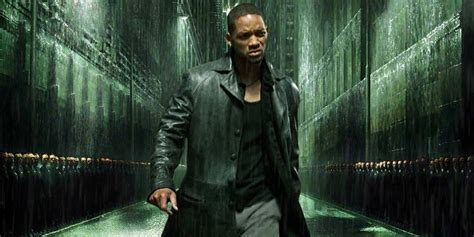 Will Smith in The Matrix [Fan Trailer]