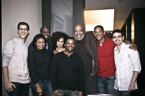 "WILL SMITH & THE CAST OF ""FRESH PRINCE OF BEL AIR"" REUNITE ..."