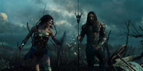 Will Wonder Woman and Aquaman Fight in Flashpoint Movie?