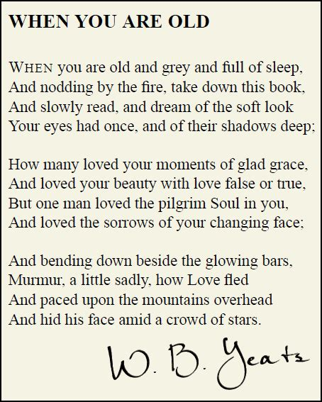 William Butler Yeats (b. 13 Jun 1865 – d. 28 Jan 1939 ...