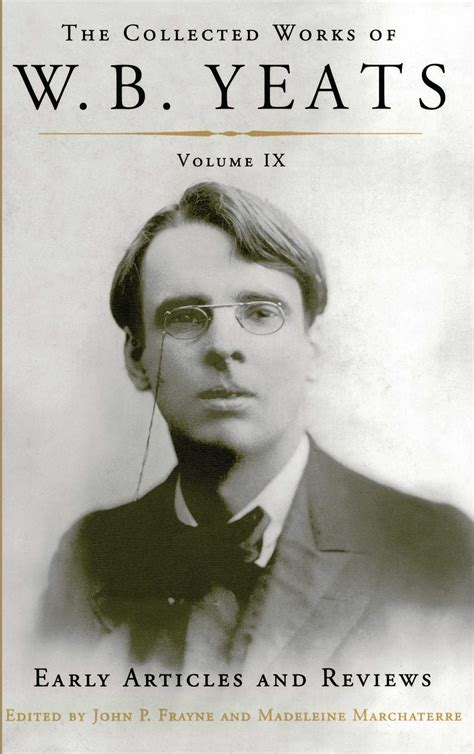 William Butler Yeats   Official Publisher Page   Simon ...