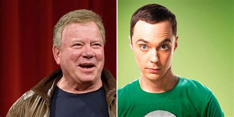 William Shatner turned down a guest appearance in The Big ...