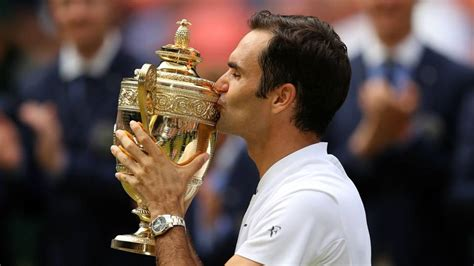 Wimbledon 2017: Twitter reacts to Roger Federer s record ...