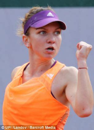 Wimbledon's number 3 seed Simona Halep had breast ...