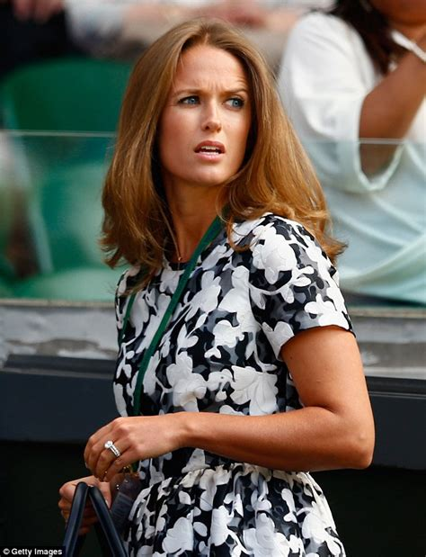 Wimbledon WAGs Kim Murray and Mirka Federer both opt for ...