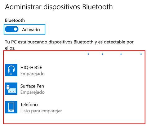 Windows 10 - Bluetooth no detecta dispositivos - Microsoft ...