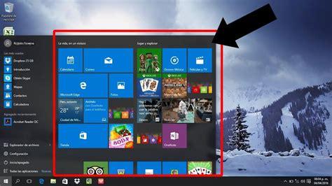 Windows 10   ¿Cómo quitar cuadro de las aplicaciones ...