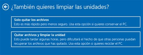 WINDOWS 10   Como Restaurar o Restablecer la PC si esta no ...