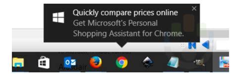Windows 10 envía SPAM a los usuarios de Chrome, ¿sabes la ...