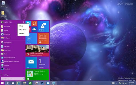Windows 10 Preview Photo Gallery
