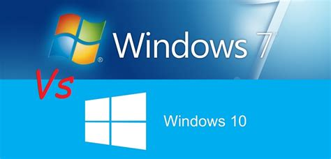 Windows 7 vs Windows 10: ¿vale la pena actualizar? | RWWES
