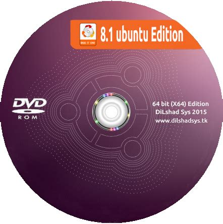 Windows 8.1 Pro Update 3 Ubuntu Edition by Dilshad Sys ...