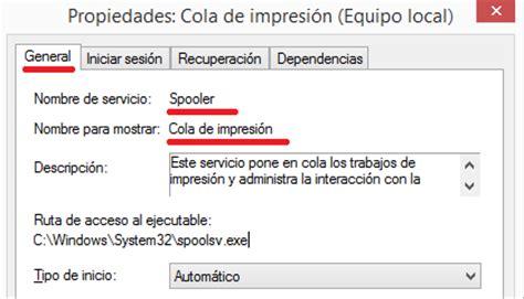 Windows: Eliminar trabajos cola impresión | SYSADMIT