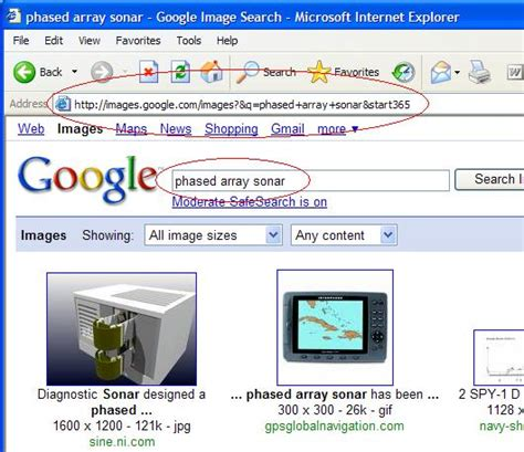 windows internet explorer + google search = URLs for jpg ...