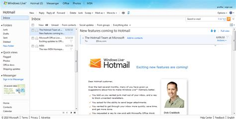 Windows Live Hotmail - Wikipedia
