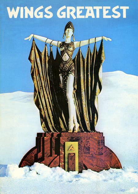 Wings Greatest Album Songbook | PaulMcCartney.com