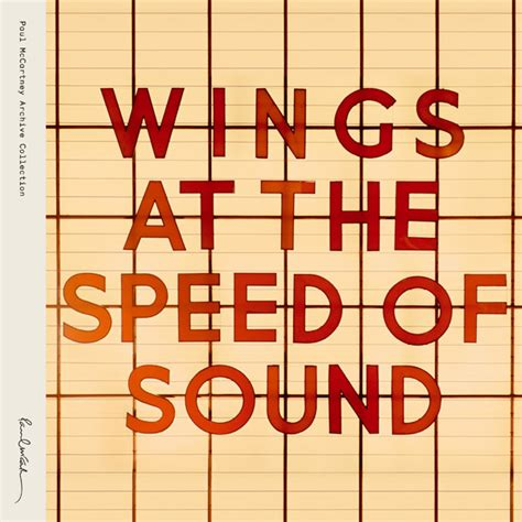 Wings Reissue 'Venus and Mars' and 'At The Speed Of Sound ...