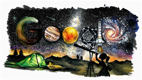 Winner of DOODLE 4 Google 2018 Contest Powered By Google