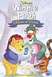 Winnie the Pooh: Seasons of Giving (Video 1999) - IMDb