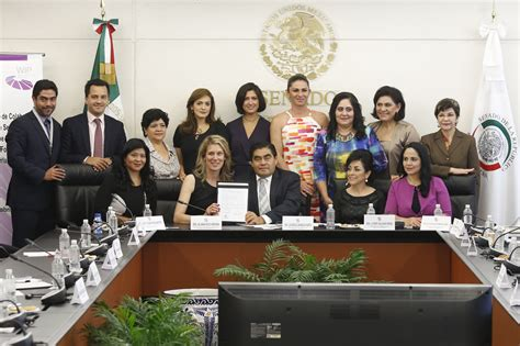 WIP and the Mexican Senate announce the WIP Conference in ...