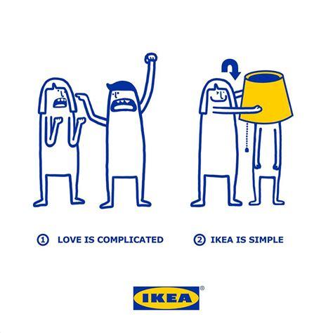 Witzige Valentinstag Kampagne von IKEA Singapur   KlonBlog