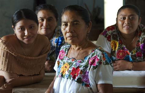 Women plant seeds of peace for Mexico's future generations