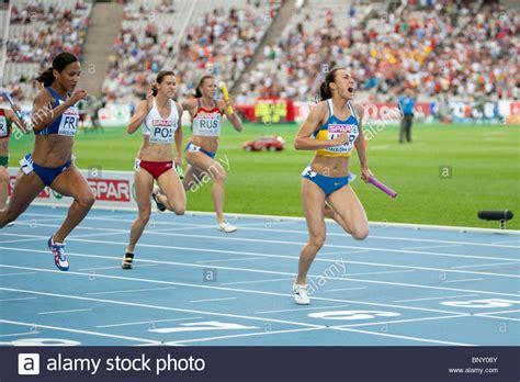 Women Running Race Running Olympic Stock Photos & Women ...
