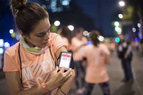 Women Take To The Streets Of Mexico City Empowered By ...