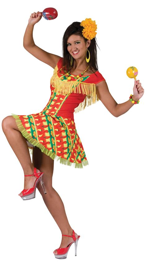 Womens Mexican S Fancy Dress Costume Mexico Mariachi ...