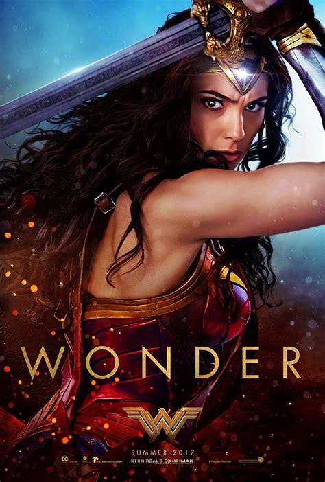 Wonder Woman  #2 of 16 : Mega Sized Movie Poster Image ...