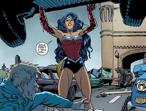 Wonder Woman 6 | Retcon Punch