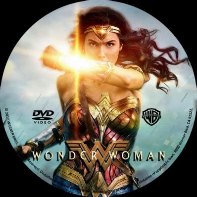Wonder Woman - DVD Covers & Labels by CoverCity
